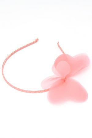 Ободок NICE GIRL. Цвет: розовый