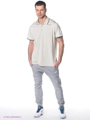 Брюки VENOM FT PANT Nike. Цвет: серый меланж
