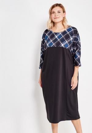 Платье Артесса. Цвет: черный