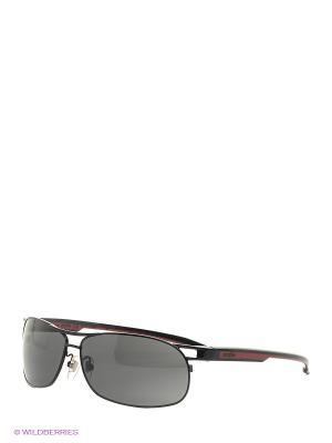 Солнцезащитные очки RH 756 01 Zerorh. Цвет: черный