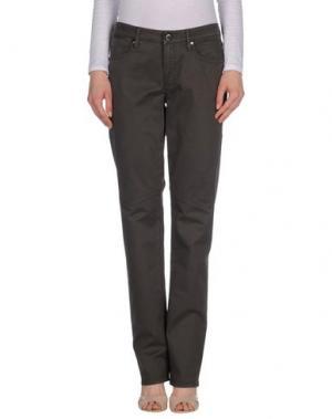 Повседневные брюки CAMOUFLAGE AR AND J.. Цвет: свинцово-серый