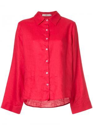 Рубашка Harbourside Vale. Цвет: красный