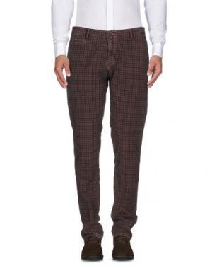 Повседневные брюки BARBATI. Цвет: хаки