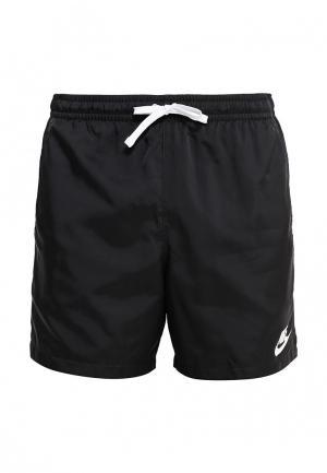 Шорты для плавания Nike. Цвет: черный