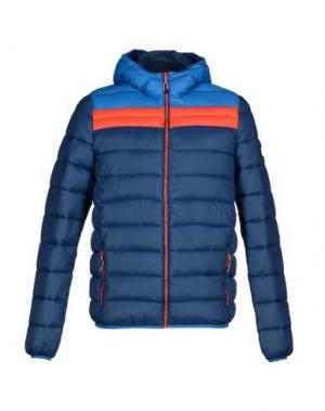 Куртка JCOLOR. Цвет: темно-синий