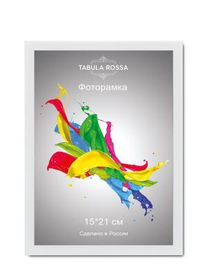 Фоторамка 15х21 №470 Tabula Rossa. Цвет: белый