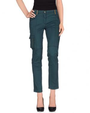 Повседневные брюки ALVIERO MARTINI 1a CLASSE. Цвет: изумрудно-зеленый