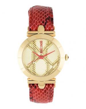 Наручные часы JUST CAVALLI. Цвет: коралловый
