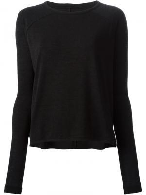 Свободный свитер Camden Rag & Bone. Цвет: чёрный