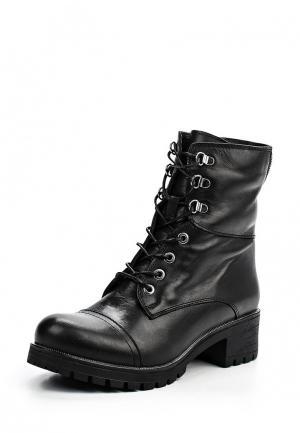 Ботинки Ms Roberta. Цвет: черный