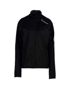 Куртка PEAK PERFORMANCE. Цвет: черный