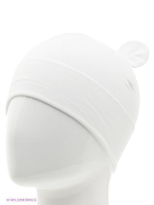 Шапочки с ушками МИШКА Yuumi. Цвет: белый