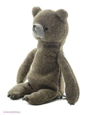 Игрушка мягкая (Nora Bear, 28 см). Gund. Цвет: коричневый