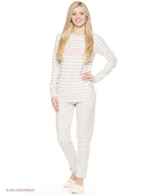 Комплект одежды CATHERINE'S. Цвет: бежевый