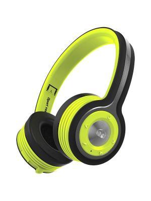 Наушники с микрофоном Monster iSport Freedom Bluetooth Wireless (Green) On-Ear. Цвет: зеленый