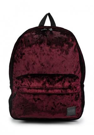 Рюкзак Vans. Цвет: фиолетовый