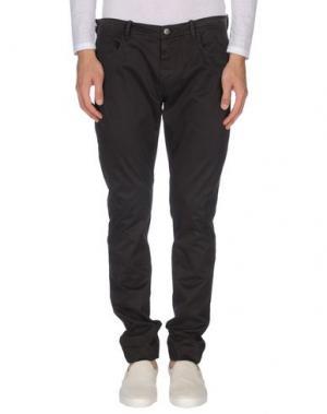 Повседневные брюки COSTUME NEMUTSO. Цвет: стальной серый