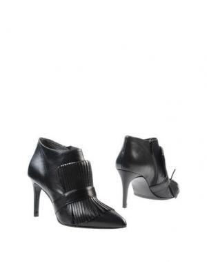 Ботинки ZINDA. Цвет: черный