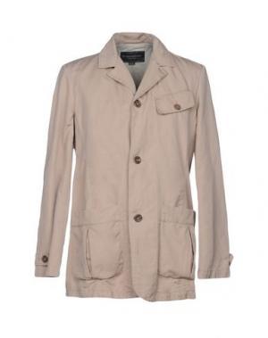 Пиджак MARLBORO CLASSICS. Цвет: хаки