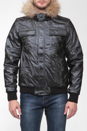 Куртка Sanbal. Цвет: антрацит
