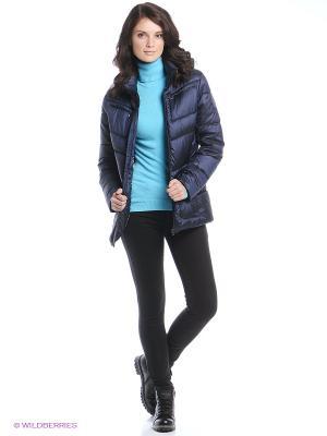Куртка Grishko. Цвет: синий
