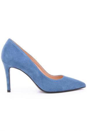 Туфли Marco Barbabella. Цвет: синий