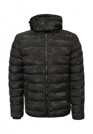Куртка утепленная B.Men. Цвет: хаки