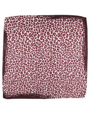 Платок JIMMY CHOO. Цвет: красно-коричневый