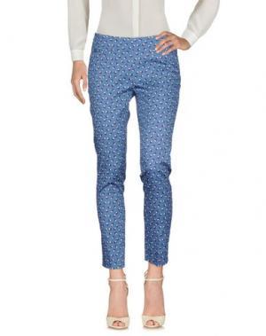 Повседневные брюки MÊME by GIAB'S. Цвет: грифельно-синий
