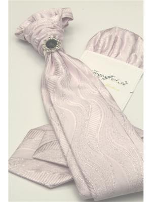 Пластрон Fayzoff-SA. Цвет: розовый