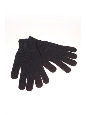 Перчатки Shapkoff. Цвет: темно-серый