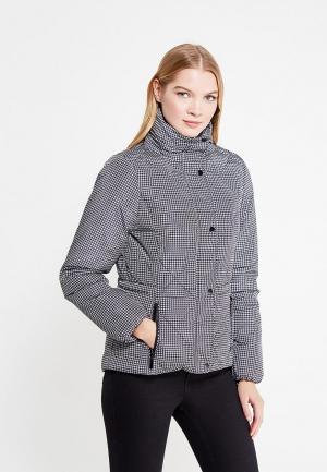 Куртка утепленная Marks & Spencer. Цвет: разноцветный
