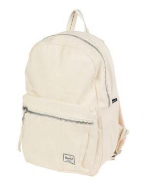 Рюкзаки и сумки на пояс HERSCHEL SUPPLY CO.. Цвет: слоновая кость