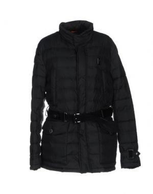 Куртка PIERO GUIDI. Цвет: черный