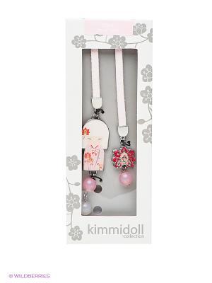 Закладка для книги Kimmidoll. Цвет: розовый