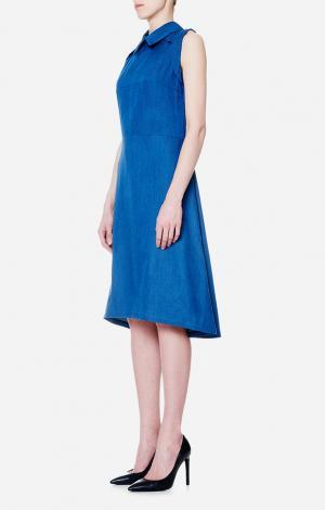 Платье Синее Darya Chernysheva Dar'ya