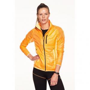 Куртка спортивная ELLOS. Цвет: оранжевый