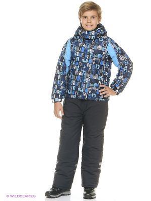 Куртка для мальчика Cherubino. Цвет: черный