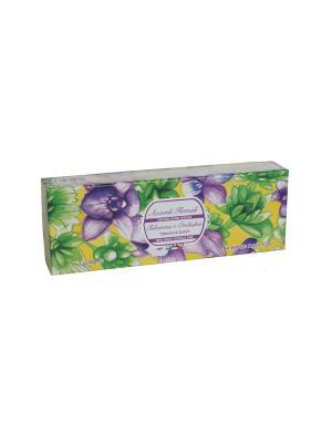Мыло c оливковым маслом в подарочной  упаковке , 3 шт Iteritalia. Цвет: кремовый