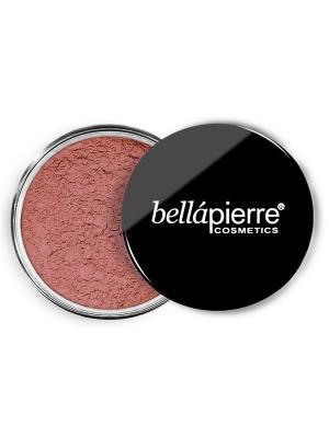 Bellapierre cosmetics 4MB4 Рассыпчатые минеральные румяна Suede. Цвет: бежевый
