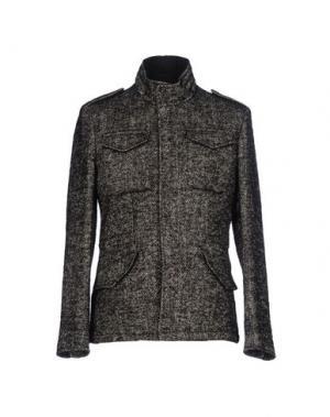 Куртка HEVÒ. Цвет: черный
