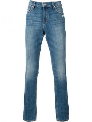 Джинсы кроя слим Joes Jeans Joe's. Цвет: синий
