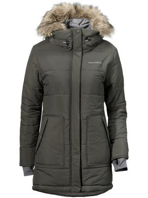 Куртка Eris DIDRIKSONS. Цвет: темно-зеленый