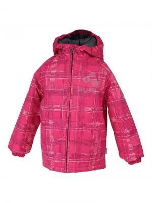 Куртка HUPPA. Цвет: лиловый