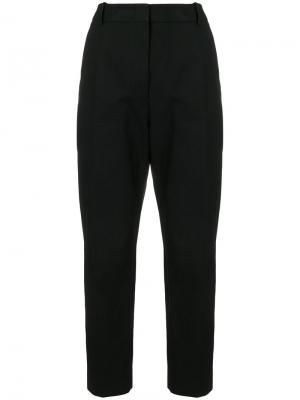 Tapered trousers Jil Sander. Цвет: чёрный