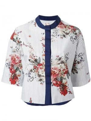 Printed cropped jacket Antonio Marras. Цвет: многоцветный