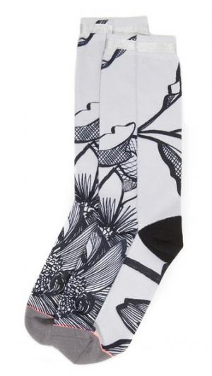 Повседневные носки 200 Lined Leaves STANCE