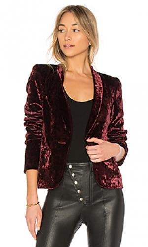 Куртка James Jeans. Цвет: красное вино