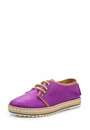 Ботинки Modelle. Цвет: фиолетовый