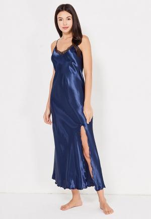 Сорочка ночная Belweiss. Цвет: синий